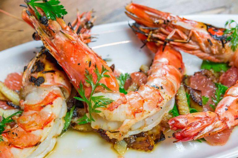 4 shrimp