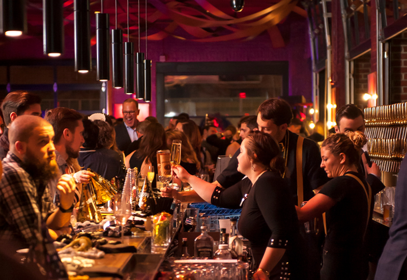 New Years Eve at Vidrio Downtown Raleigh